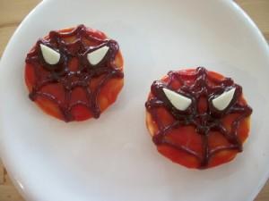 Spider Man Burgers