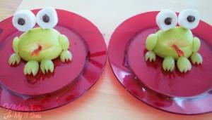 Frog Apples