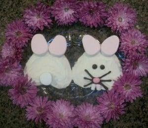 Easter Bunny Cookies