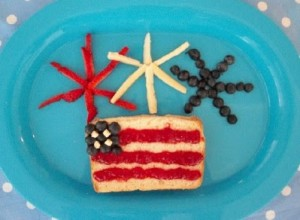 PB&July 4th Lunches