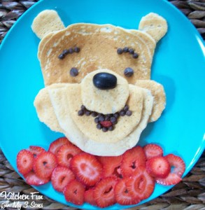 Winnie the Pooh Pancakes!