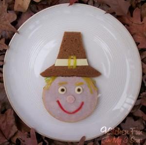 A Pilgrim Lunch!