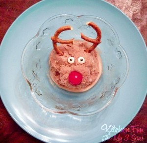Rudolph the Red Nosed Reindeer Ice Cream