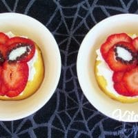 Spider-man Strawberry Shortcake