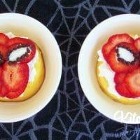 Spider-man Strawberry Shortcake