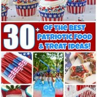 Over 30 Patriotic Food and Treat Ideas!