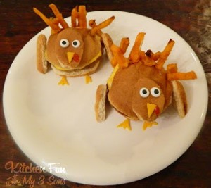 Turkey Turkey Burger Ideas