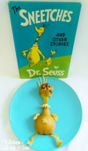 Dr. Seuss Silly Sneetch Pear Snack
