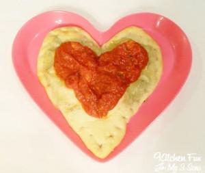 Valentine White Calzones…best calzones ever!!