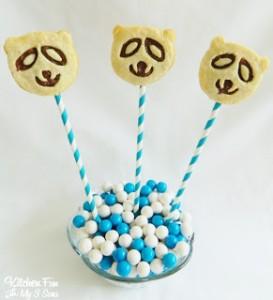 Panda Pie Pops
