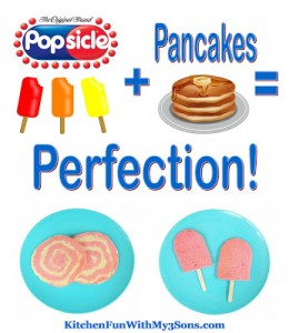 Popsicle Pancakes