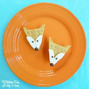 Fox S'mores…Guest Post for Cheryl Style!