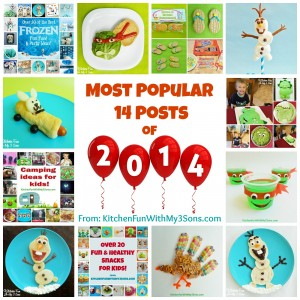 Our Most Popular 14 Posts of 2014