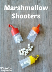Marshmallow Shooters and Smart School House Crafts for Kids Review!