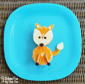 Fox Fruit Snack