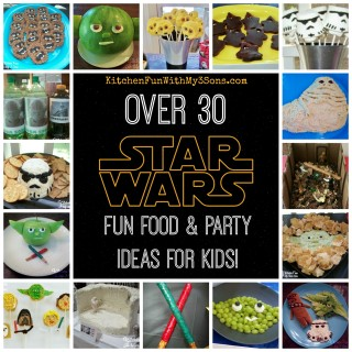 Star Wars Fun Food & Party Ideas…our full collection!