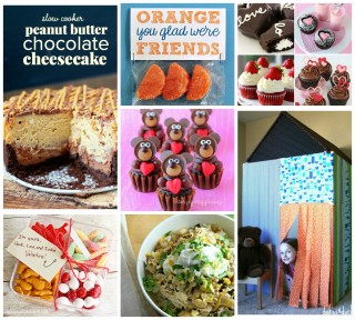 Kitchen Fun & Crafty Friday link party & features #201