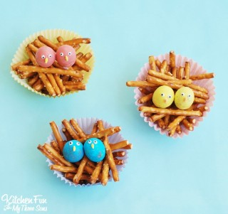 Easy Baby Bird Treats