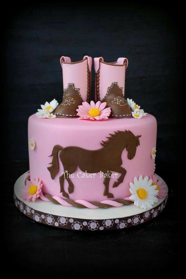 Cowlgirl Cake