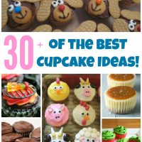 Over 30 of the BEST Cupcake Ideas!