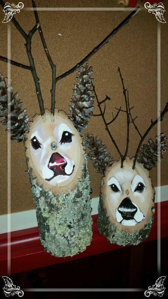 Reindeer Logs