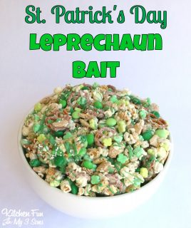 Leprechaun Bait for St. Patrick's Day