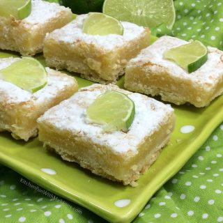Easy Key Lime Bars