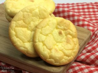 The BEST low-carb Cloud Bread