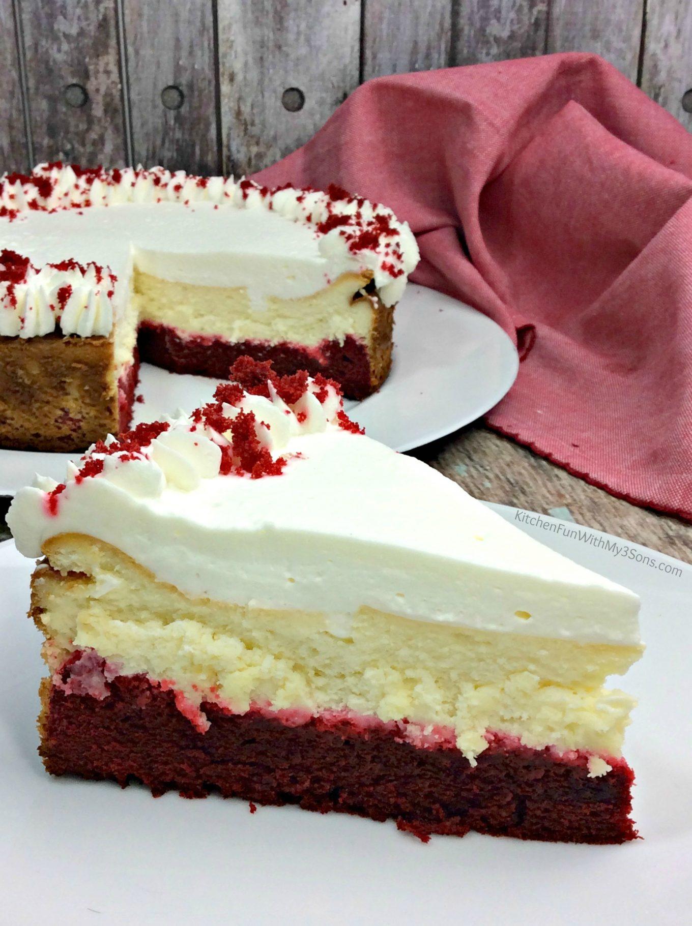 Red Velvet Cake For Mother S Day