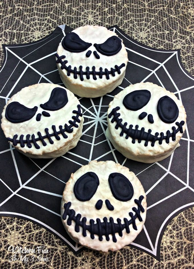 Jack Skellington Ding Dongs