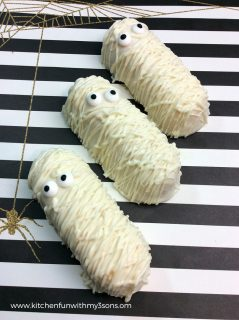 Halloween Mummy Twinkies