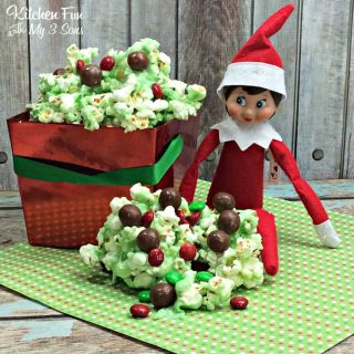 Christmas Elf Munch