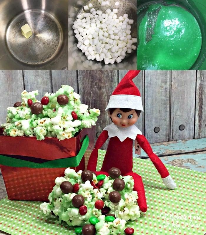 Christmas Elf on the Shelf Munch