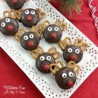 Reindeer Oreos
