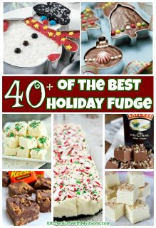 Holiday Fudge Recipes