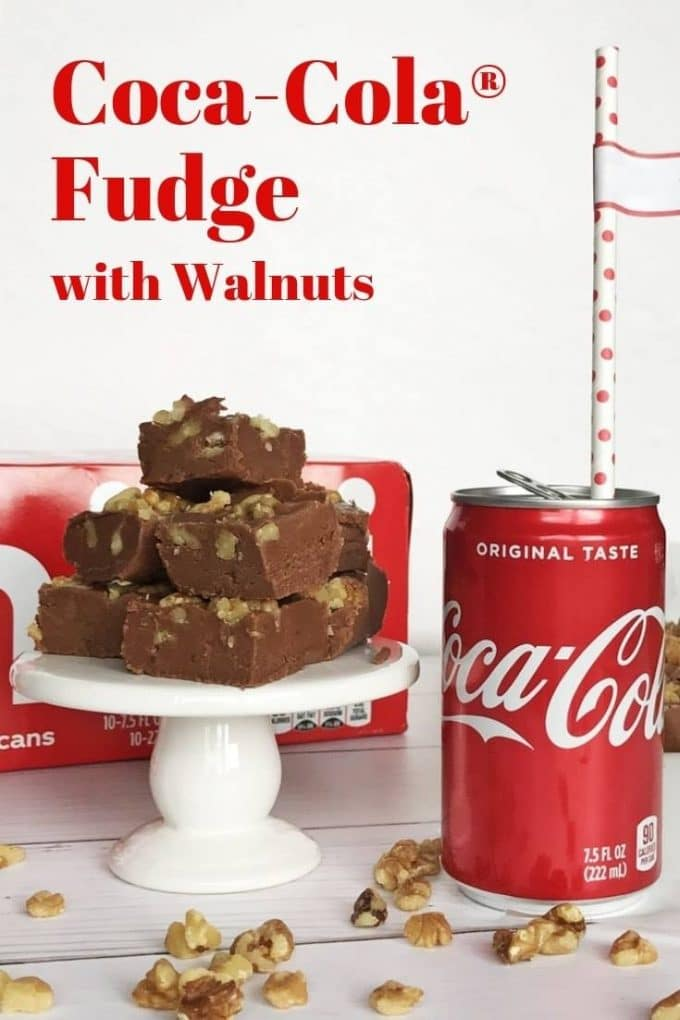 Coca-Cola Fudge