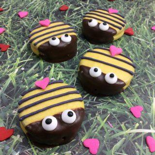 Love Bug Bumble Bee Oreos