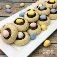 Easter Cadbury Cookies