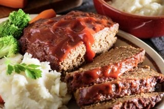 Mama's Awesome Meatloaf