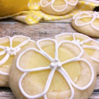 Citrus Blossom Cookies