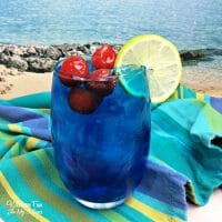 Ocean Breeze Cocktail