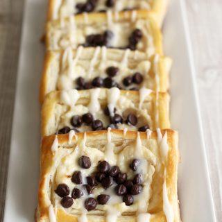 Chocolate Chip Cream Cheese Danish3
