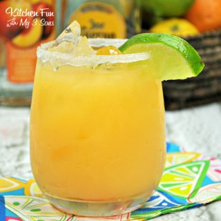 Sunrise Margarita Recipe