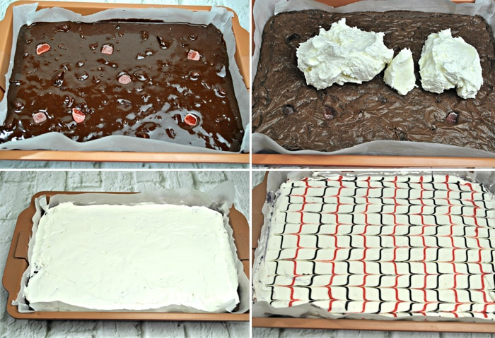 Antman Brownies