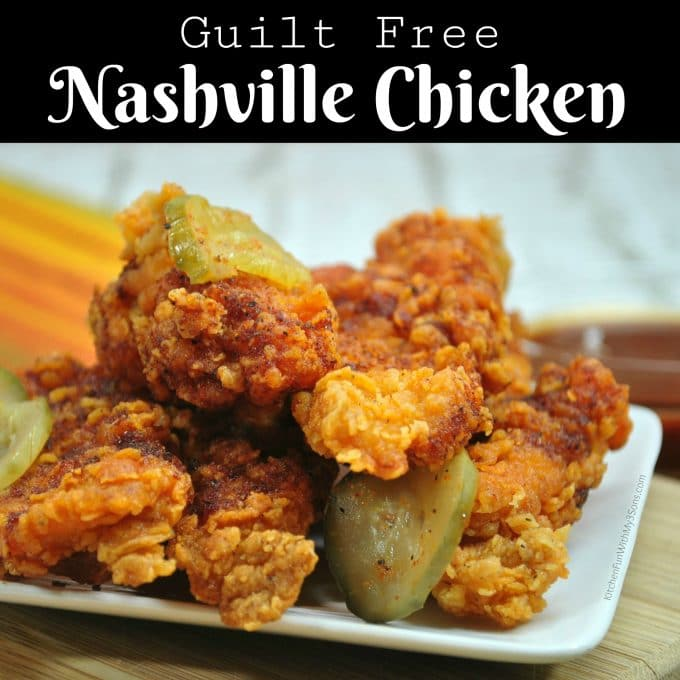 Guilt Free Nashville Chicken