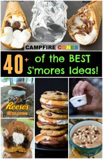 BEST S'mores Recipes