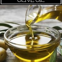 Alternative Uses for Olive Oil