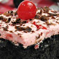 Cherry Dr. Pepper Cake