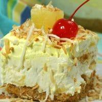 N--Bake Pineapple Dream Dessert