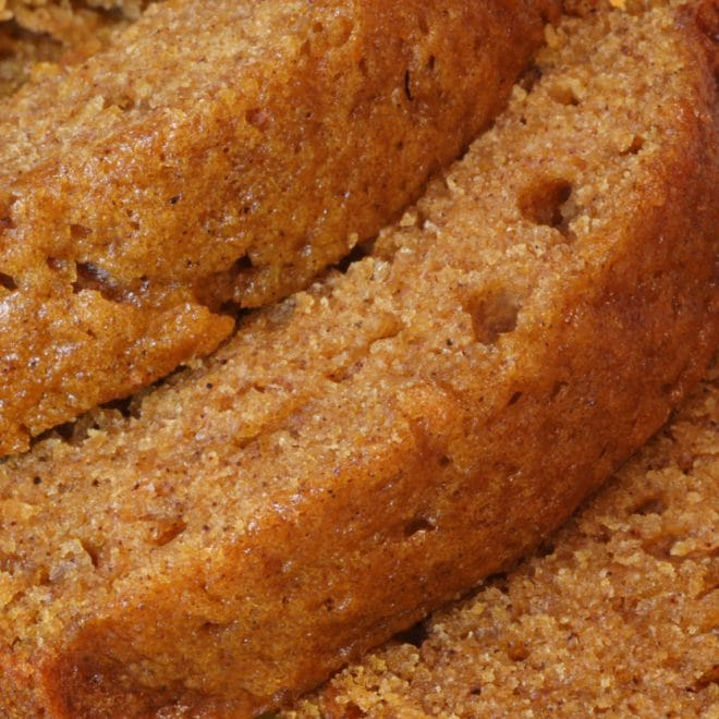 Incredibly Moist Pumpkin Bread